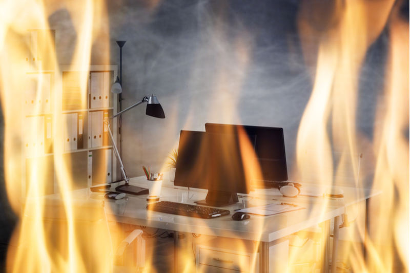 You're fired: how to prevent fires in the workplace