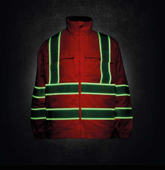 The evolution of high visibility protective workwear
