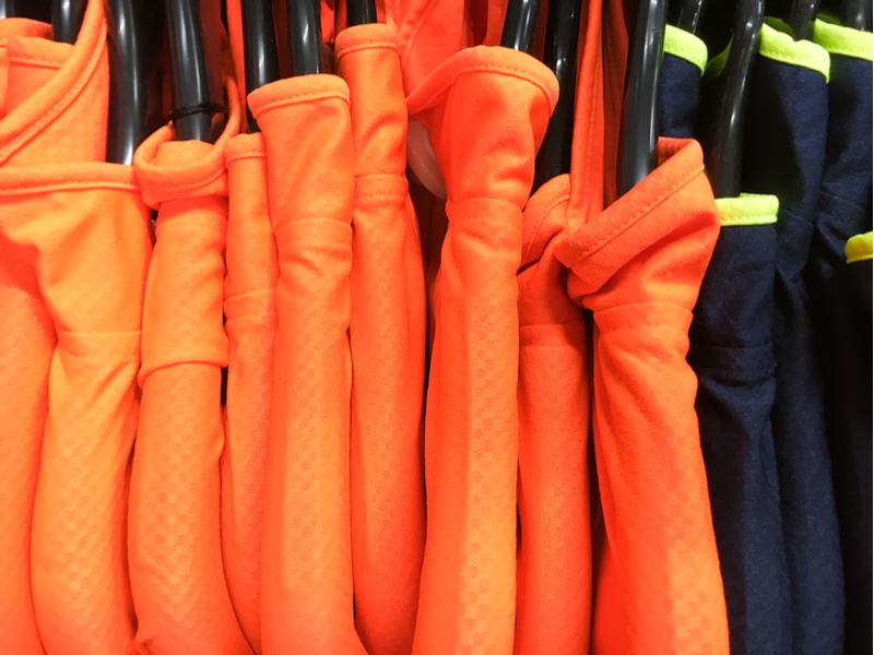How to securely and safely dispose of hi viz workwear