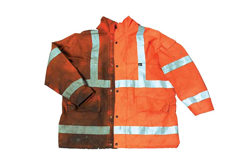 phs besafe's industrial workwear laundering process