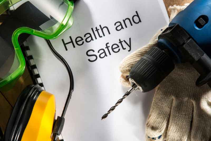 phs besafe Workplace health and safety statistics.